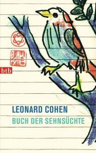 Buch der Sehnsuechte von Leonard Cohen