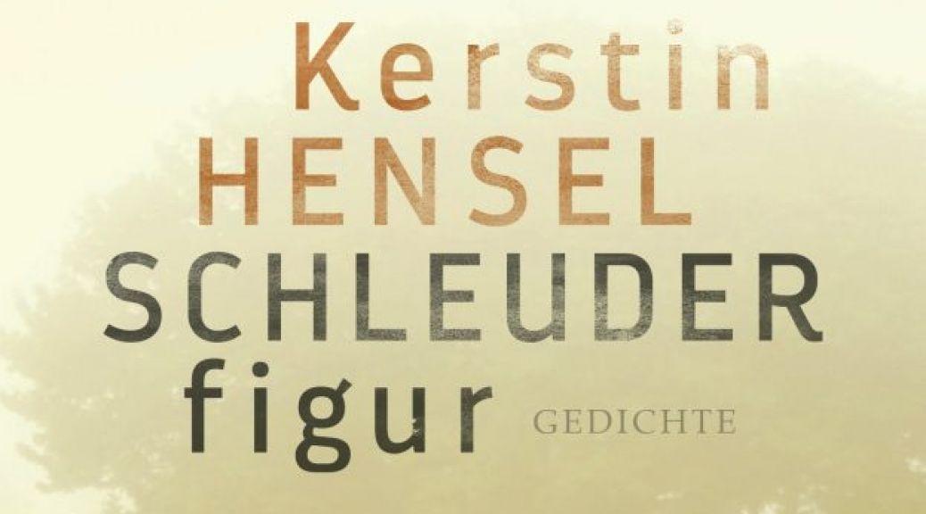 Kerstin Hensel Schleuderfigur Birnstein Liest